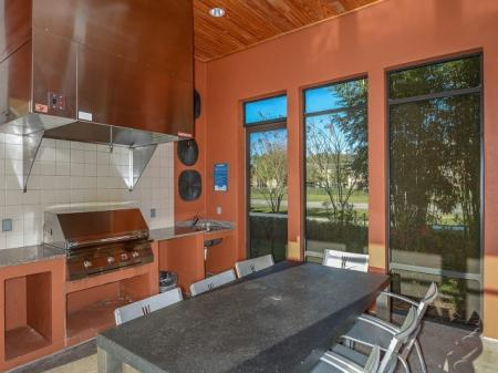 Community BBQ Grills | Apartments In Winter Garden FL |