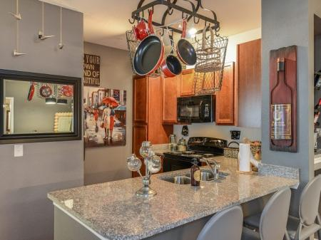Elegant Kitchen | Apartments In Windermere |
