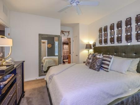 Spacious Master Bedroom | Apartments In Winter Garden FL |