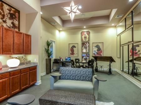 Elegant Community Club House | Apartments In Orlando FL |