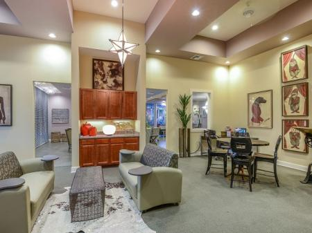 Elegant Resident Club House | Apartments For Rent In Winter Garden FL |