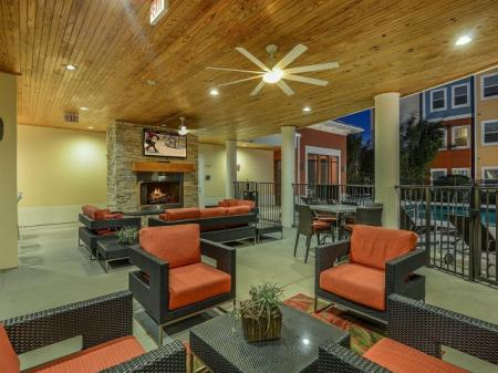 Spacious Resident Club House | Apartments In Orlando Florida |