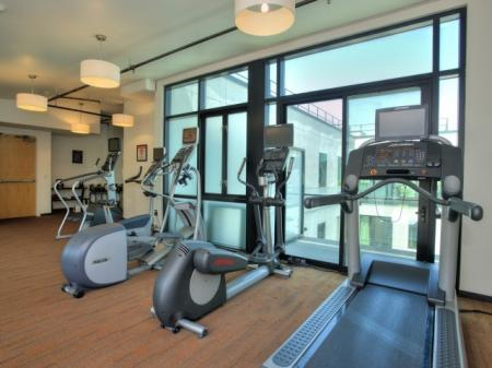 State-of-the-Art Fitness Center | Apartments San Francisco | Arc Light