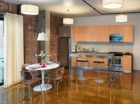 Modern Kitchen | Apartments For Rent San Francisco | Arc Light