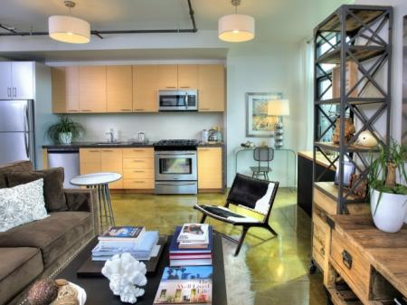 Kitchen | Luxury Apartments San Francisco