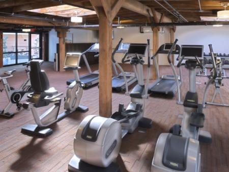 Fitness Center | Apartments In San Francisco