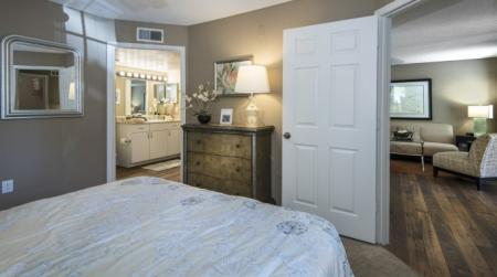 Spacious Master Bedroom | Apartments For Rent In Orlando | Belmont at Park Central