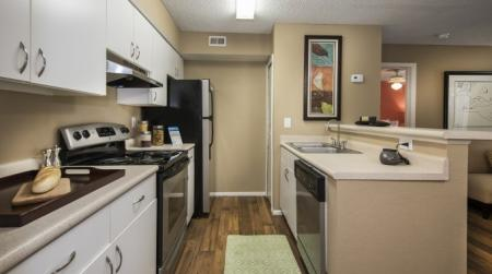 State-of-the-Art Kitchen | Orlando FL Apartments | Belmont at Park Central