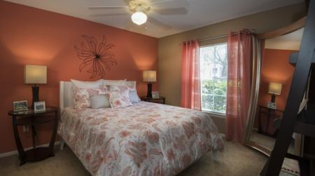 Luxurious Bedroom | Orlando Apartments | Belmont at Park Central