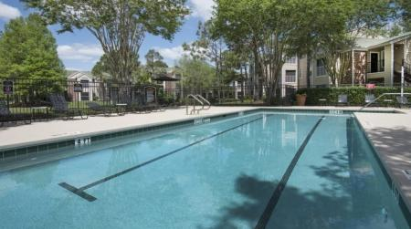 Sparkling Pool | Apartments In Orlando | Belmont at Park Central