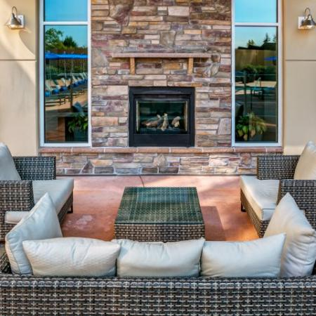 Resident Fire Pit | Apex