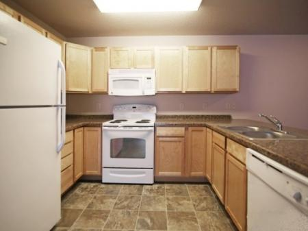 Kitchen at Timber Trails