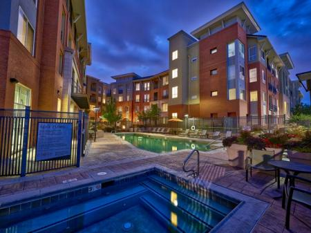 Resort Style Pool | Denver Apartments | Cielo 2