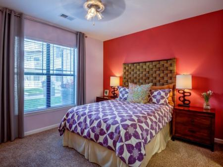 Luxurious Bedroom | Apartments In Raleigh NC | NorthCity 6