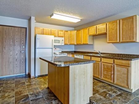 Kitchen at Timber Trails 2