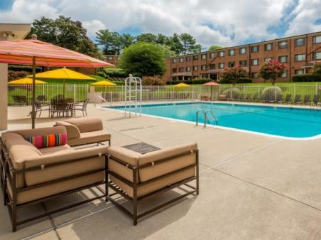Swimming Pool | Luxury Apartments Silver Spring | Rollingwood
