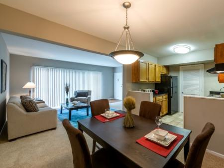Elegant Kitchen | Luxury Apartments In Silver Spring MD | Rollingwood