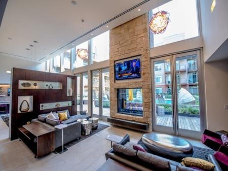 Spacious Resident Club House | North Bethesda MD Apartments | PerSei