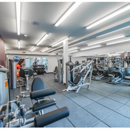 State-of-the-Art Fitness Center | Apartments North Bethesda | PerSei