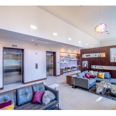 Elegant Resident Club House | North Bethesda Apartment | PerSei