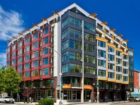 1 Bedroom Apartments Seattle | 206 Bell