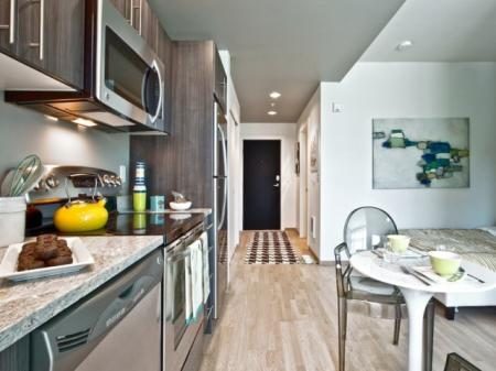 State-of-the-Art Kitchen | Apartment For Rent In Seattle | 206 Bell