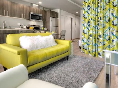Spacious Resident Club House | Apartments In Seattle | 206 Bell