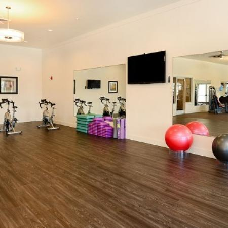 On-site Fitness Center | Apartments In Orlando FL | Sanctuary at Eagle Creek