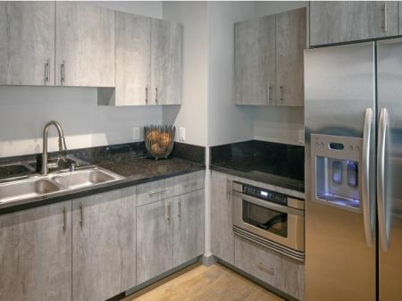 Luxurious Kitchen | Portland Oregon Apartments for Rent | Riva on the Park apartments