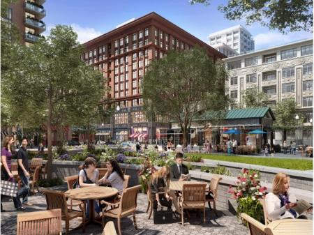 Apartments In North Bethesda | The Henri