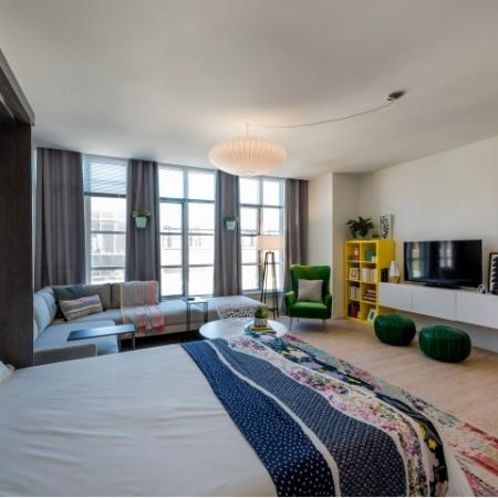 Diverse Floor Plans   Apartments In North Bethesda MD   The Henri