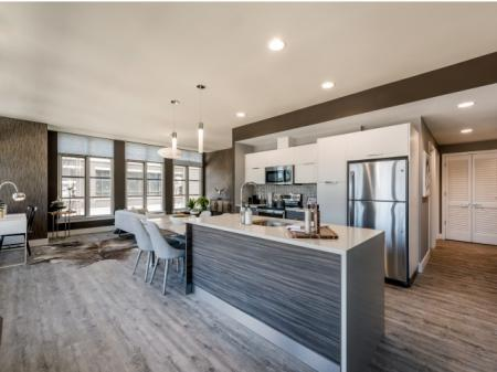 Spacious Kitchen | Apartments In North Bethesda | The Henri