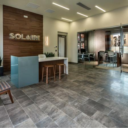 Interior Lobby | Temecula California Apartments for Rent | Solaire