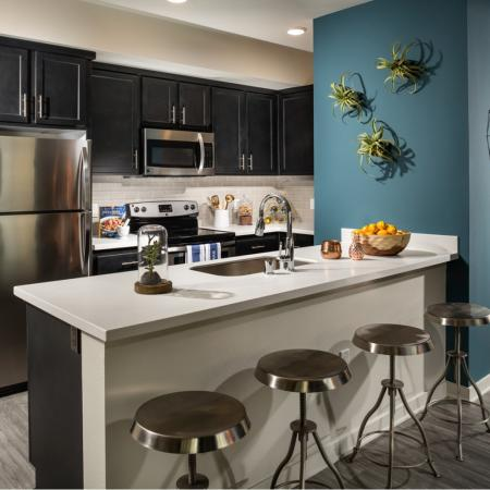 State-of-the-Art Kitchen | Temecula California Apartments | Solaire