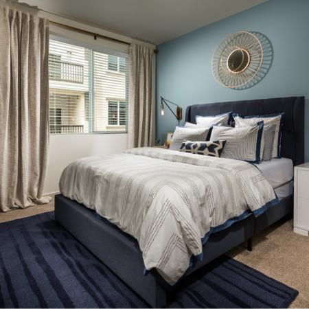 Spacious Bedroom | Temecula California Apartments | Solaire