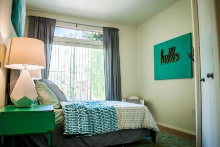 Vast Bedroom | Apartments In Ahwatukee Foothills | Verano Townhomes