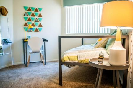 Luxurious Bedroom | Ahwatukee Foothills Apartments | Verano Townhomes