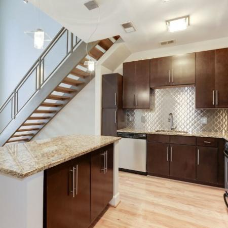Bethesda Luxury Apartments | Upstairs at Bethesda Row