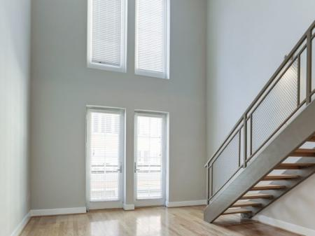 Open Hallway   Apartments For Rent In Bethesda Maryland   Upstairs at Bethesda Row