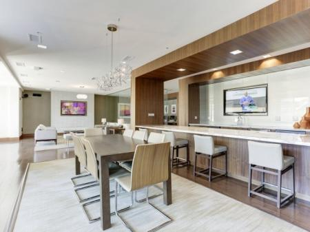 Spacious Community Club House   Apartments For Rent In Bethesda Maryland   Upstairs at Bethesda Row