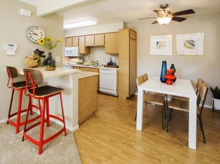 Modern Kitchen | Apartments For Rent In Santa Maria CA |