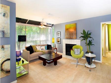 Spacious Living Area | Luxury Apartments In Kennesaw GA | Greenhouse Apartments