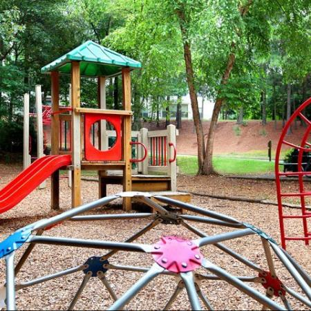 Community Children's Playground | Apartments In Kennesaw | Greenhouse Apartments