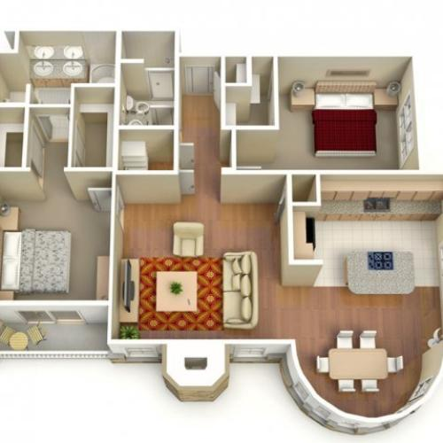 Floor Plan 4 | San Paloma