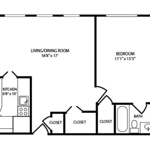 Floor Plan 24 | The Seneca