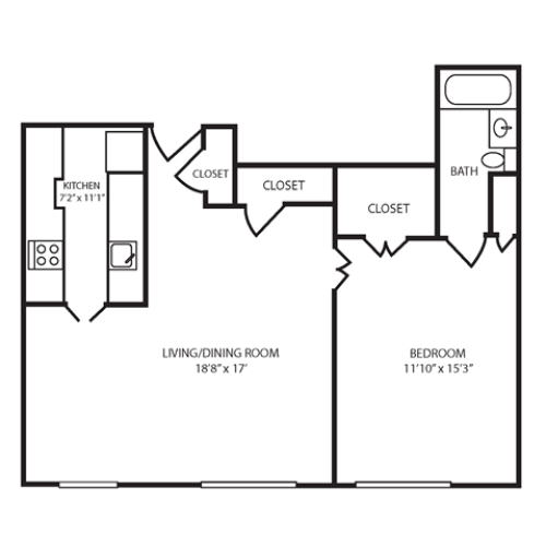 Floor Plan 25 | The Seneca