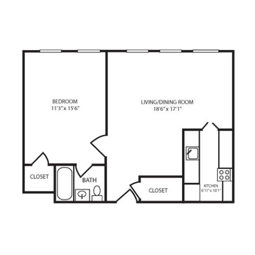 Floor Plan 8 | The Seneca