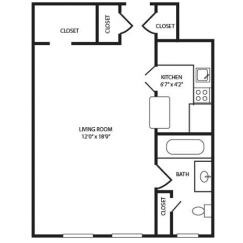 Floor Plan 9 | The Seneca