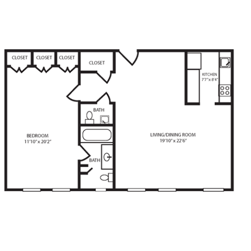 Floor Plan 27 | The Seneca