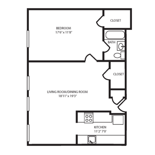 Floor Plan 19 | The Seneca